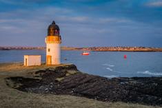 Arnish Lighthouse, Stornoway