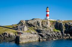 Eilean Glas Lighthouse, Isle of Scalpay