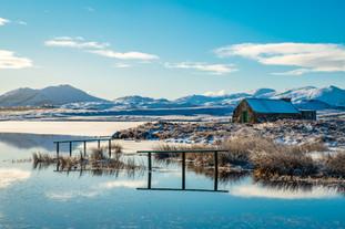 Frost, Kinloch, Isle of Lewis