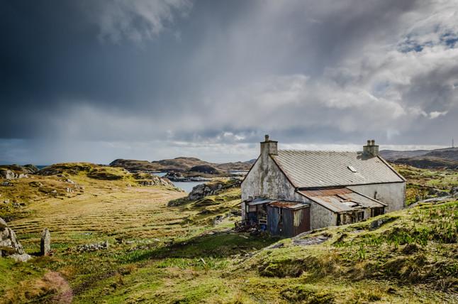 Abandoned, Isle of Harris