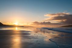 Sunset, Luksentyre, Isle of Harris