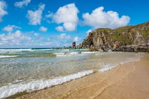 Summer days, Dalmore, Isle of Lewis