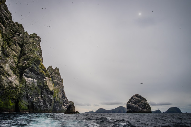 Boreray and Stac Lee, St. Kilda