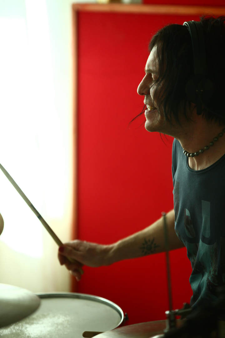 MOST RECORDED DRUMMER