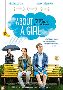 ABOUT A GIRL von Mark Monheim