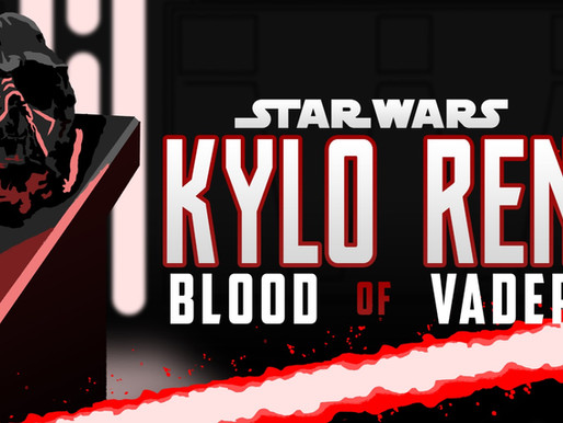 Everything You Need to Know About Kylo Ren: Blood of Vader - A Fan Animated Series