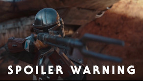 The Mandalorian Chapter One SPOILER Review, Theories and MORE!