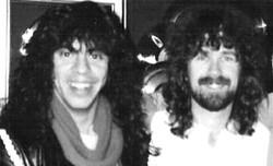 Luis & Brad Delp