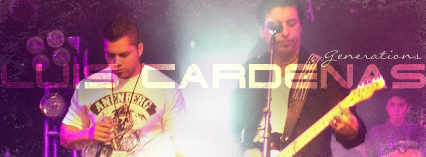 Luis, Nick & Zach Cardenas