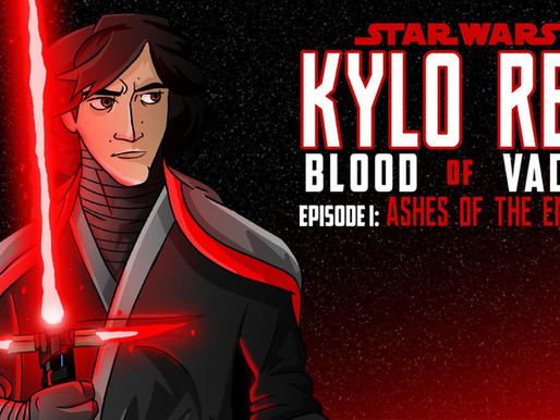 Kylo Ren: Blood of Vader Official Release Date Announced & New Teaser Poster