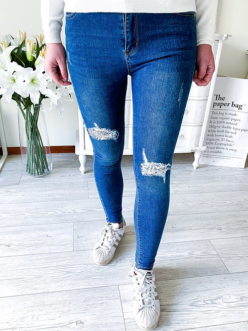 Jeans Sparkly