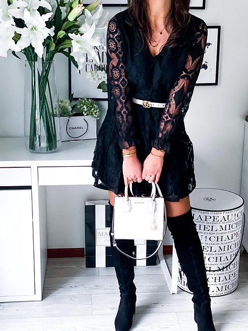 Robe Mia noire