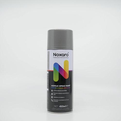 Vopsea spray Hammer Silver 450ml NOXARO
