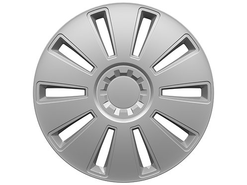 "Capace roti model Grid silver 13"" DERBY"