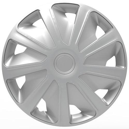"Capace roti auto-utilitara model Craft silver 15"" DERBY"