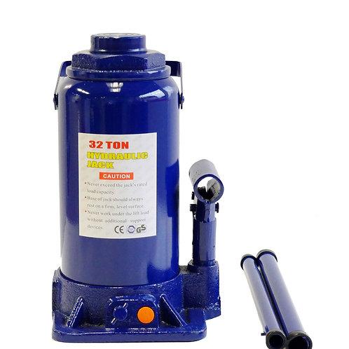 Cric hidraulic 32T albastru RUNKIT