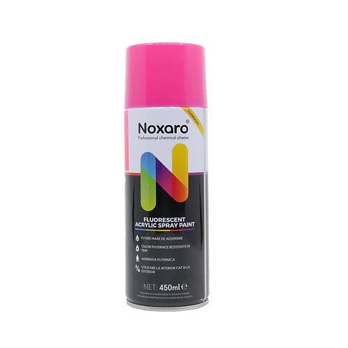 Vopsea spray fluorescent Magenta 450ml NOXARO