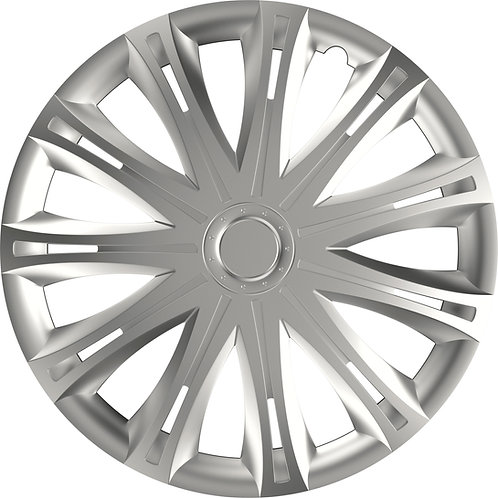 """Capace roti model Spark silver 16"""" DERBY"""