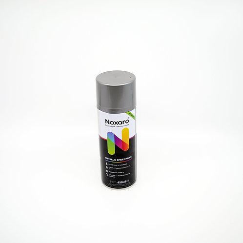 Vopsea spray metalizat Flash Silver 1580 450ml NOXARO