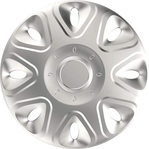 """Capace roti model Power silver 13"""" DERBY"""