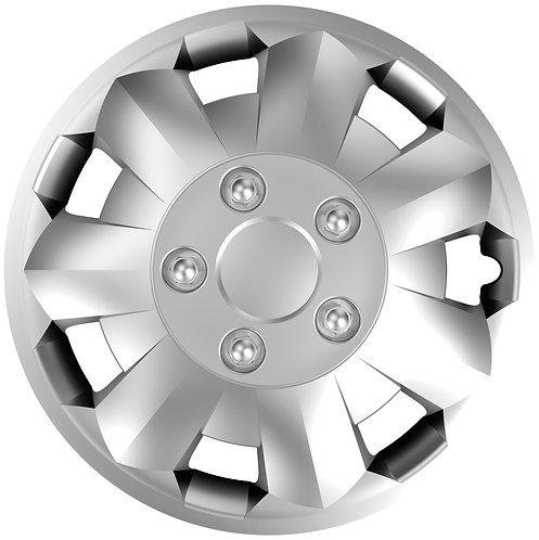 "Capace roti model Nova silver PC 14"" DERBY"