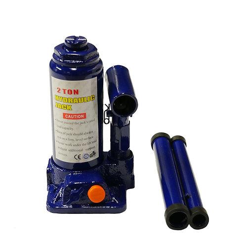 Cric hidraulic 2T albastru RUNKIT
