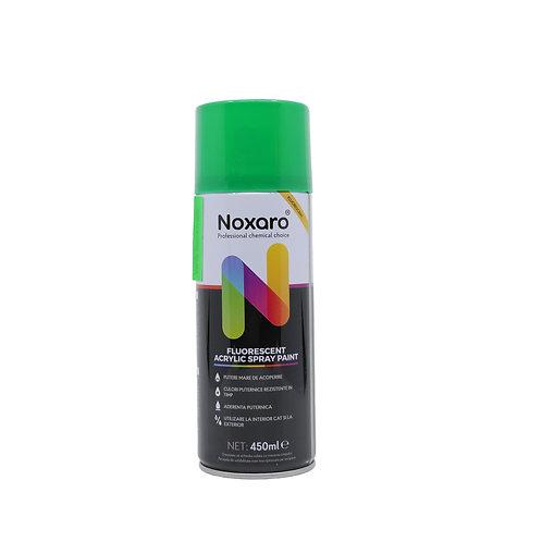 Vopsea spray fluorescent Verde 450ml NOXARO