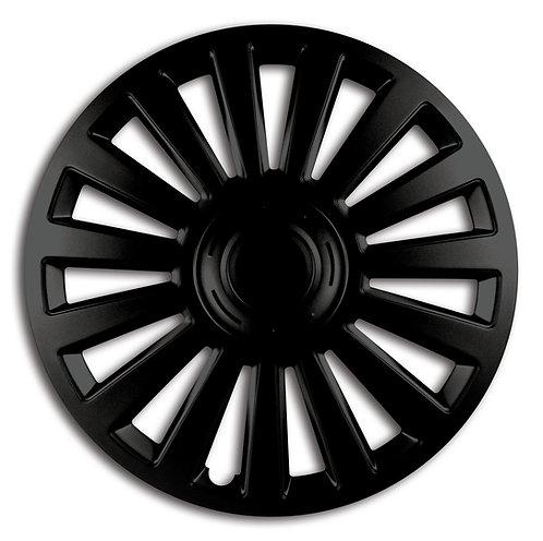 "Capace roti model Luxury black 15"" DERBY"