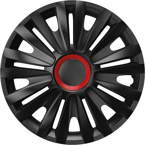 "Capace roti model Royal black RR 15"" DERBY"