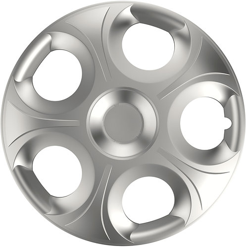 "Capace roti model Matrix silver 14"" DERBY"