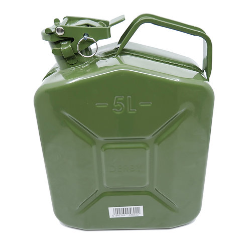 Canistra combustibil din metal 5L DERBY