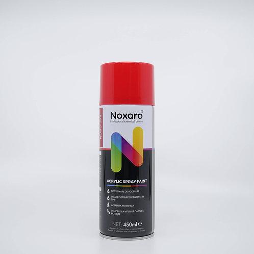 Vopsea spray Rosu 270 450ml NOXARO