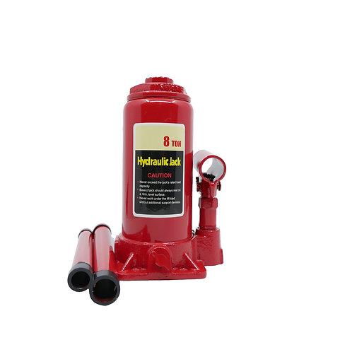Cric hidraulic 8T rosu RUNKIT