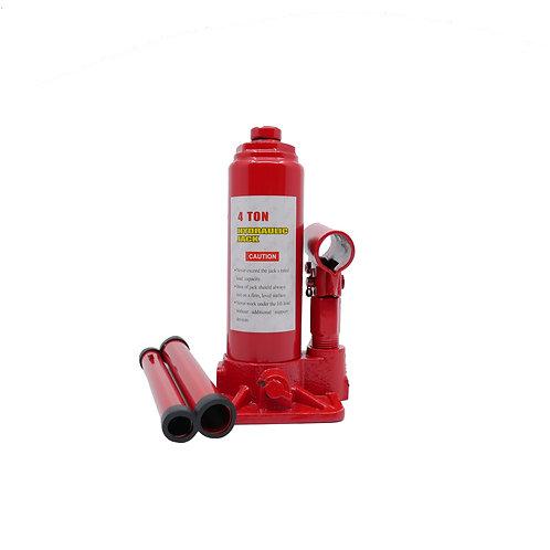 Cric hidraulic 4T rosu RUNKIT