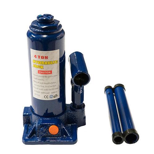 Cric hidraulic 4T albastru RUNKIT