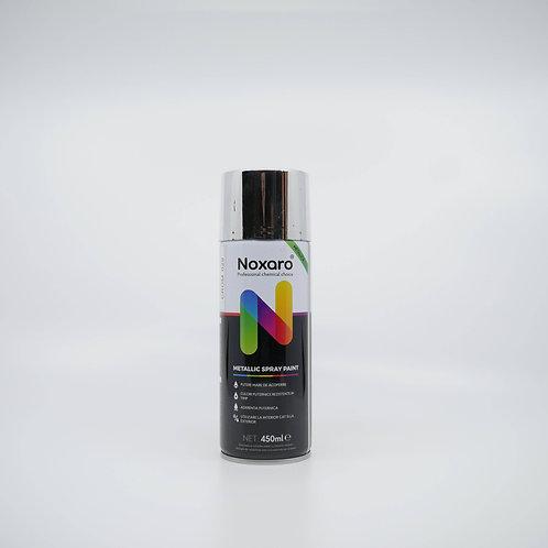 Vopsea spray metalizat Crom 029 450ml NOXARO