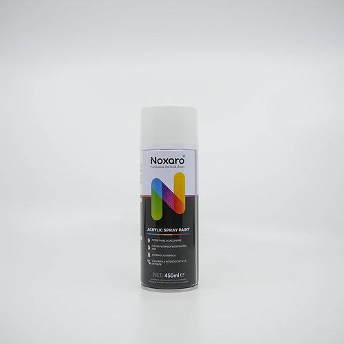 Vopsea spray Alb 013 450ml NOXARO