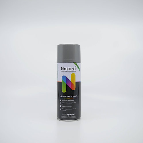 Vopsea spray metalizat Zinc 512 450ml NOXARO