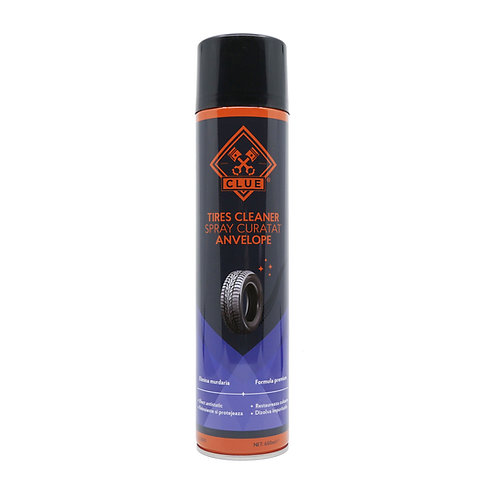 Spray curatare anvelope 650 ml CLUE