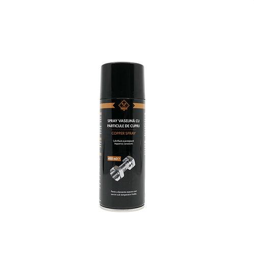 Spray vaselina cu particule de cupru 450ml CLUE