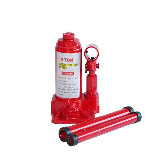 Cric hidraulic 2T rosu RUNKIT