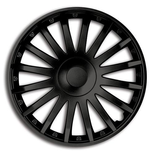 "Capace roti model Crystal black 14"" DERBY"