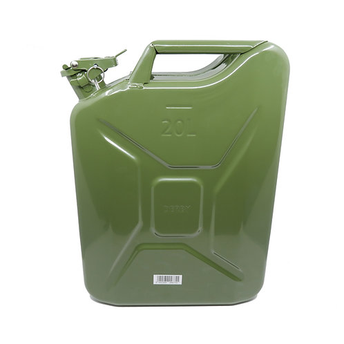 Canistra combustibil din metal 20L DERBY