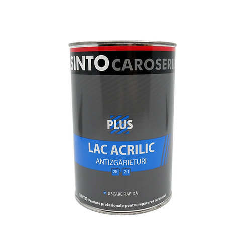 Lac acrilic Plus 1L SINTO