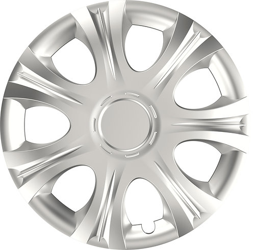 "Capace roti model Impulse silver 13"" DERBY"