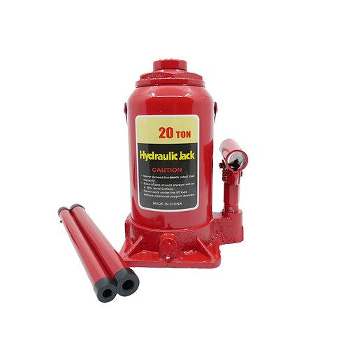 Cric hidraulic 20T rosu RUNKIT