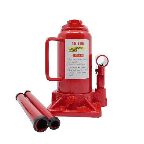 Cric hidraulic 16T rosu RUNKIT