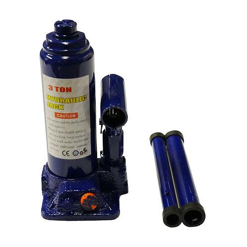 Cric hidraulic 3T albastru RUNKIT