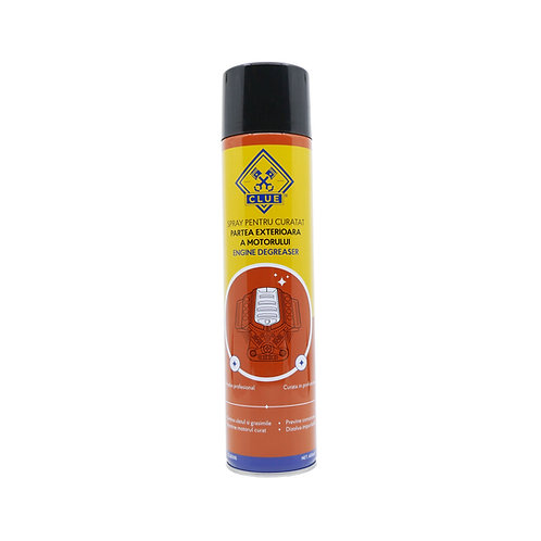 Spray curatat motor exterior 650 ml CLUE