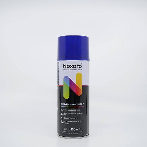 Vopsea spray Albastru 680 450ml NOXARO